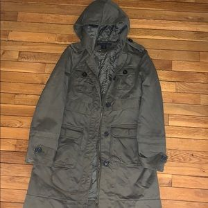Marc by Marc Jacobs Knee Length Army Coat